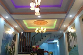 Cần bán gấp nhà ngã tư Hòa Lân, Thuận Giao, Thuận An Bình Dương