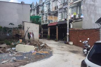 Cần bán lô đất SHR 1/ Nguyễn Thị Kiểu, phường Hiệp Thành, Q12