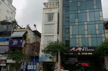 Bán nhà MT P. Bến Thành, Q1. Gần khách sạn New World, 8m x 18m, 75 tỷ TL