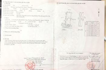 Bán dãy 5 phòng trọ DT 69m2, thu nhập 7tr/tháng 2,6 tỷ cách Nguyễn Văn Tăng 70m, LH 0974748784