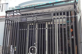 Bán nhà hẻm đường Bến Phú Lâm, Phường 9, Quận 6. Giá: 4,6 tỷ