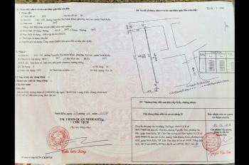 Bán đất hẻm 50 Quang Trung, cặp bên hông trường tiểu học An Lạc, Phường An Lạc, Ninh Kiều