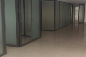 Cho thuê văn phòng tòa nhà CIC phố Nguyễn Chánh 120m2, 180m2, 230m2... 700m2, giá 200.000đ/m2/th