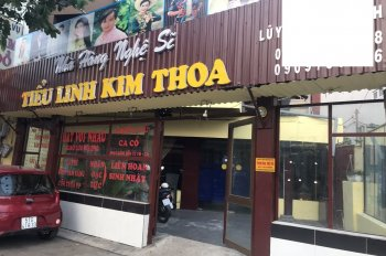 Cho thuê siêu hot (9x25m) góc 2 mặt tiền đường Lũy Bán Bích, P. Tân Thành, Q. Tân Phú