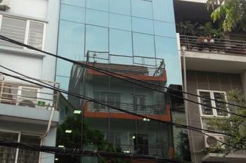 Bán nhà mặt phố Trấn Vũ mặt hồ Trúc Bạch 210m2 xây 9 tầng khách sạn hoặc căn hộ, 85 tỷ, 0948236663