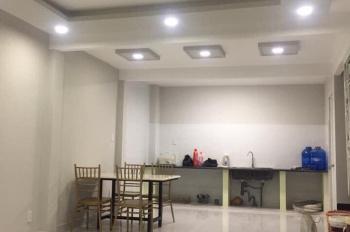 Bán nhà mới đẹp Quận 6, có ban công thoáng mát DT NH 5mx13m, tầng trệt, 1 lầu, 2PN, 2WC giá 3,95 tỷ