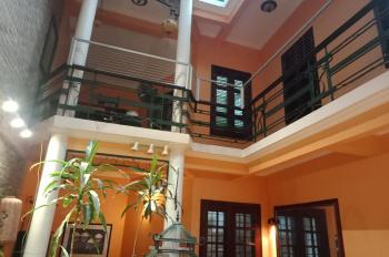 Bán nhà đường Nguyên Hồng Q. Đống Đa, 110m2 x 4T, gara, văn phòng, kinh doanh, giá 14.5 tỷ
