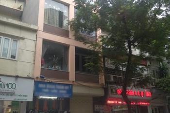 Cho thuê nhà mặt phố Hoàng Hoa Thám