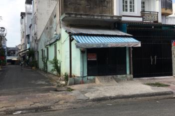 Bán nhà góc 2 MT Lê Thúc Hoạch, Tân Phú, DT: 4x18m cấp 4 hẻm hông 6m k bị LG giá 9.5tỷ, 0387731377