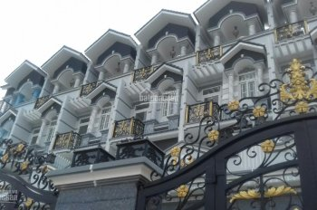 Nhà ở ~ KD 2 MT, 1/, DT 3.5x14m, 5.1 tỷ, LG 6m, PC Châu Âu. Gần Nguyễn Văn Luông, HH 1% cho MG