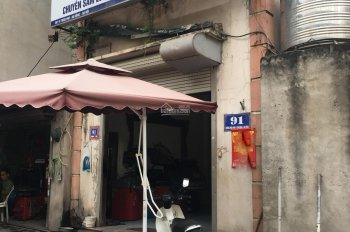 Cho thuê nhà mặt phố Trần Phú (Hà Đông) thông sàn 80m2x 4 tầng, mt 8m, có nhà để xe riêng
