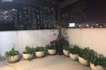 Bán gấp nhà hẻm 8m gần mặt tiền Nơ Trang Long, P.12, Bình Thạnh 5,5x20m T+4L. HĐT: 50tr/th 12.5 tỷ
