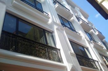 Bán nhà phân lô Giáp Nhị, Hoàng Mai, DT 42m2, 5 tầng ô tô vào nhà, cách phố 5m, giá 4.1 tỷ