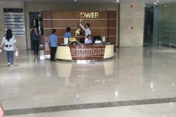 Cần bán CHCC Star Tower, đường Dương Đình nghệ -Yên Hòa-Cầu Giấy-HN diện tích 99,7m2