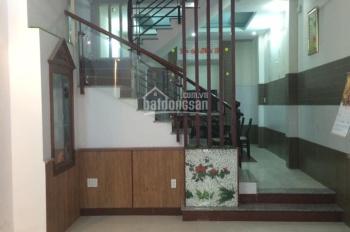 Bán nhà mặt tiền kinh doanh đường Tây Sơn, P Tân Quý. DT 4x16m