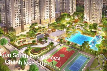 Bán căn hộ Saigon South Residence, 2PN, giá rẻ nhất thị trường