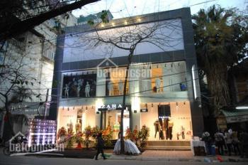 Cho thuê MP Nguyễn Thái Học DT 40m2 x 2 tầng, MT 4m, thuê 36tr/th, vị trí đắc địa