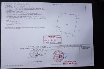 Bán đất ở khu vực xã Lại Thượng, huyện Thạch Thất, Hà Nội