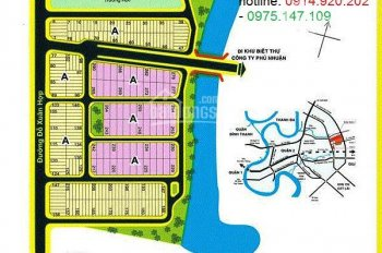 Bán nền đất dự án Hoàng Anh Minh Tuấn, Quận 9, lô D, đường thông ra Đỗ Xuân Hợp, lô đẹp