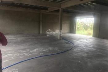 Cho thuê văn phòng - xưởng mới xây, 1.4252m2, 2 mặt tiền đường, cách Nguyễn Cửu Phú 15km