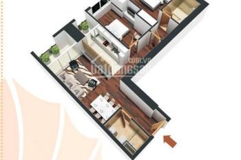 Chính chủ cần bán căn hộ 2PN, 96m2 tòa A chung cư Hoàng Huy 275 Nguyễn Trãi, Thanh Xuân, Hà Nội