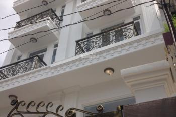 Siêu MT bán gấp nhà Phạm Viết Chánh, P. 19. DT (4.9x22m), 4 tầng ST, HĐT 60 triệu/th, chỉ 15 tỷ