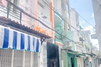 Bán nhà 3 lầu hẻm xe hơi đường Hưng Phú, phường 10, quận 8