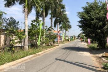 Đất chính chủ bán gấp 2 lô liền kề, KCN Tân Đức- Đức Hòa, 100m2 giá: 1,3 tỷ, SHR. 09123.12342