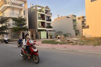 Cần bán gấp lô đất MT Trương Văn Hải, Quận 9. Cách Vincom Plaza 200m, SHR DT 100m2, giá 2,6 tỷ