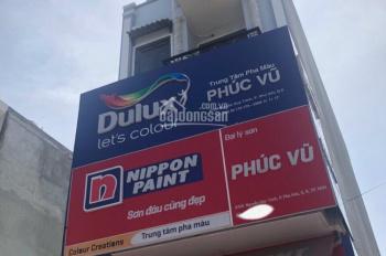Nhà mặt tiền đường Nguyễn Duy Trinh 87m2 1 trệt 2 lầu, kiên cố DT sàn 260m2, 12.8 tỷ, LH 0974748784