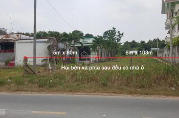 Chính chủ bán đất mặt tiền Tỉnh Lộ 15, view sông Sài Gòn, 400m2, thổ cư 150m2