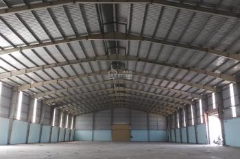 Cần cho thuê kho xưởng 1000m2 đường Tỉnh lộ 10 giá 60tr/tháng. Kho mới xây đẹp, LH 0938462668