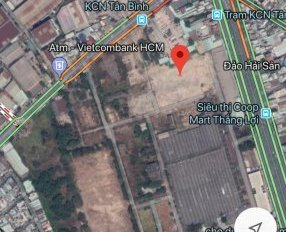 Cần bán gấp lô đất MT Trường Chinh, Tân Phú, liền kề Mercesdes-Giá 3.7 tỷ/nền,dt 100m2, 0908931862