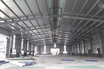 Cho thuê 5000m2, 10.000m2, 20.000m2, xưởng khu công nghiệp Đại Đồng Từ Sơn, gọi 0966183 586