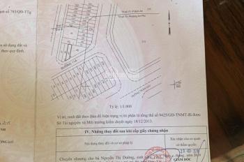 Bán nền đất khu A An Phú An Khánh giá hợp lý để đầu tư, vị trí đắc địa, tiện ích đầy đủ 0918311877