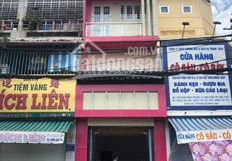 Bán nhà mặt tiền đường Phan Đình Phùng, quận Ninh Kiều, gần Bến Ninh Kiều, 1 trệt 2 lầu, TDT 260m2