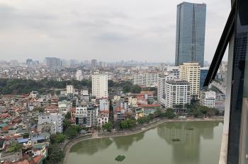 Gia đình tôi chuyển nước ngoài cần bán CH chung cư tầng cao Ngọc Khánh Plaza 161m2, giá 5.957 tỷ