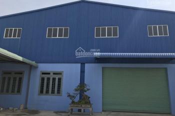 Bán nhà xưởng MT Kinh Trung Ương 20x56m=1120m2 sổ hồng thổ cư 993m2