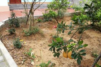 Cần bán khuôn viên hoàn thiện 1100m2 đất ở 100m2. Đất thuộc Hà Nội, giá 1,5 tỷ