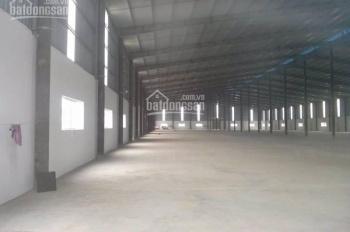 Cho thuê kho xưởng 1500m2, 3000m2, 6000m2, 10.000m2 tại CCN Tân Quang, Văn Lâm, Hưng Yên