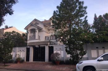 Bán biệt thự mặt tiền Dương Văn An, An Phú An Khánh, DT đất 400m2, giá 62 tỷ