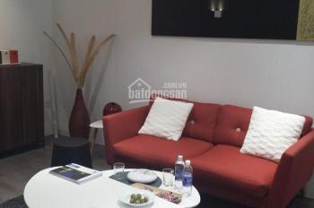 Cho thuê CH chung cư cao cấp Vinhomes Nguyễn Chí Thanh, DT 50m2, 1 phòng ngủ, đầy đủ đồ, 18tr/th