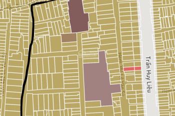 Bán nhà trung tâm quận 3 4,5x15m 2 lầu đúc. Giá 6,8 tỷ