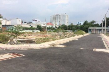 Đất nền hot nhất khu vực Thủ Đức, KDC Hồng Long, hạ tầng hoàn thiện,giá 18-25tr/m2. Sổ sang tên