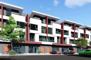 Bán nhà mặt phố dự án khu đô thị thương mại Việt Trì – đã có sổ đỏ