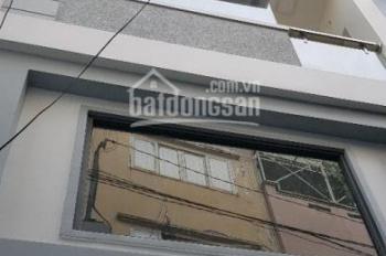 Nhà hẻm 489 Huỳnh Văn Bánh, 5 lầu, DT 4m x 8,5m. Giá 5tỷ5 tl