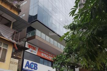 Bán nhà mặt phố Hoàng Quốc Việt, quận Cầu Giấy 205m2, 7 tầng, 65 tỷ