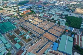 Nhận đặt chỗ chọn vị trí siêu đẹp dự án khu TM chợ Nhật Huy - Hòa Lợi, MT DT 741, sinh lời cao