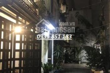 Bán nhà hẻm 4m Bành Văn Trân, P7. 3,3 x 13,5m, 2 tầng, giá 5,1 tỷ TL, LH: 0931851183
