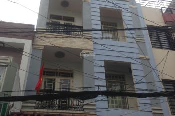 Cho thuê nhà nguyên căn hẻm 7m đường Phạm Văn Chiêu gần ngã 3 Cây Trâm, P14, Q Gò Vấp